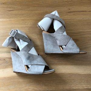 DVF Wynne Wedge Sandal